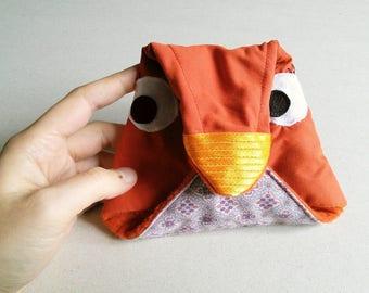 Orange OWL nipple