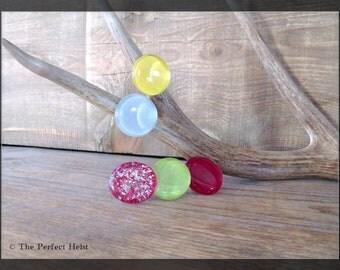 Rings, Bulk, Multi-color, Adjustable