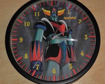 Wall clock Goldorak