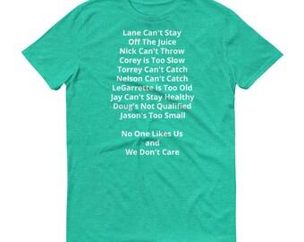The Speech Short-Sleeve T-Shirt
