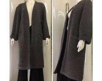 Valentino Vintage Cachemire  Coat