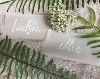 NAME CARDS  #399