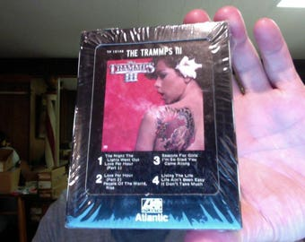 The Trammps- Trammps III- new/sealed 8 Track tape