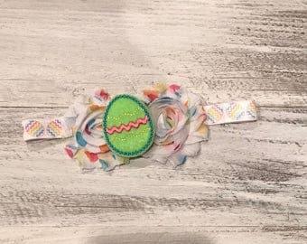 Easter egg headband