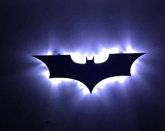 Batman The Dark Knight LED Sign