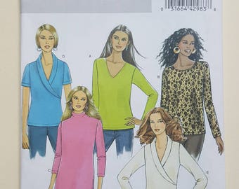 Butterick Pattern Sizes 16-24  #B5386