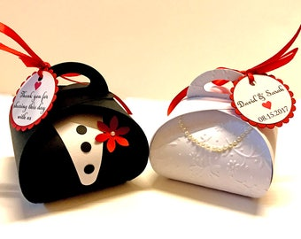 Wedding Favor Boxes, Wedding Gift Boxes, Wedding favors, Wedding favour boxes, Party favor box, Wedding box Wedding decor Wedding Favours-10