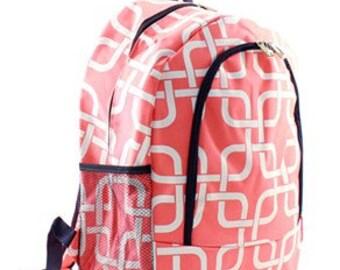 Monogrammed/Personalized Backpack/Bookbag