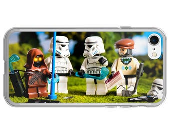 "Golf iPhone Case - iPhone 6 Case, Phone Cover for iPhone 7, 7 Plus, 6, 6s, 6 Plus, 6s Plus, 5, 5s, SE iPhones - ""May the Course Be With You"""