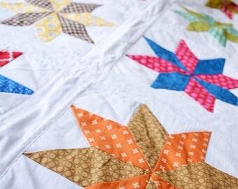 STARS Quilt Blanket
