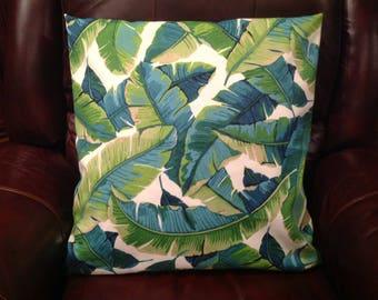 Sale:  RICHLOOM Solarium Opal Pillow Covers  Throw cover, inside outside fabric, 12x18, 12x12, 14x14,16x16, 18x18, 20x20,