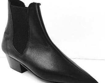 Original Pikes Cuban heel Chelsea Boots