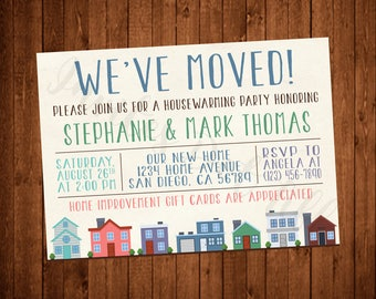 Housewarming Party Invite