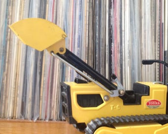 Vintage Tonka Trencher - US PAT NO 3305612 - 1970's