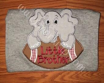 Elephant Football Little Brother