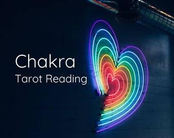chakra tarot reading, tarot card reading, tarot reading, chakras, 7 card reading