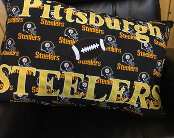 Pittsburgh Steelers Pillow