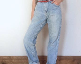 Vintage High Waist Jeans Size 32