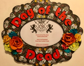 Day of the Dead Frame