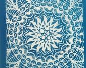 MOIKO silk screen designed by Noelia Contreras Martin