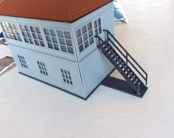 Plasticville O Scale Switch Tower