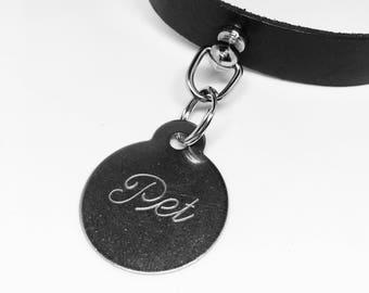 Pet Collar Tag