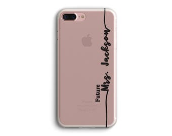 Future Mrs.Wedding.Engagement.iPhone 7 case.iPhone 7 Plus case.iPhone 6s case.iPhone 6s Plus case.iPhone 6 case.iPhone6+ case.Samsung case