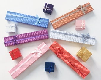 Gift boxes for your pretty jewelry