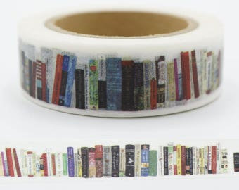 SALE!!Books Washi Tape/Japanese Washi Tape / Deco tape TZ1945-1