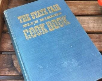 State fair Blue Ribbon Recipe Book