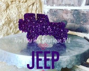 Jeep Car Scent