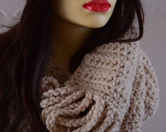 PDFPatternCrochet_So Chic Snood_