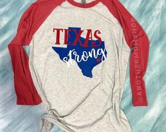 Texas Strong tee, Texas Strong shirt, Texas shirt, Texas, Harvey shirt, Texas Strong,