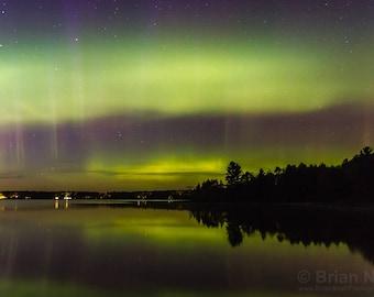 Monocle Lake Aurora I