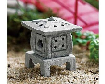 Fairy Garden  - Asian Lantern - Miniature
