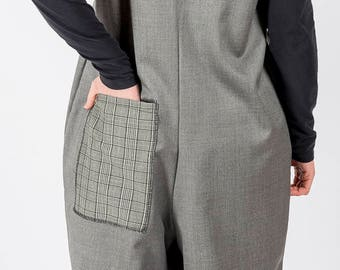 Suit MoD. Licorice/Grey/Prince of Wales Pocket