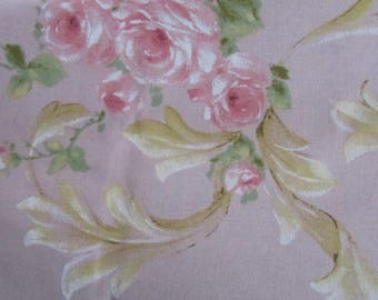 Shabby Chic Vintage French Fabric