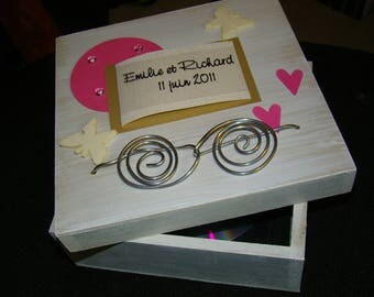 Cd 'elodie and remi' box