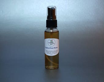 Herbal Hair Rinse - Stimulating Herbal Hair Rinse to Support Growth and Healthy Hair