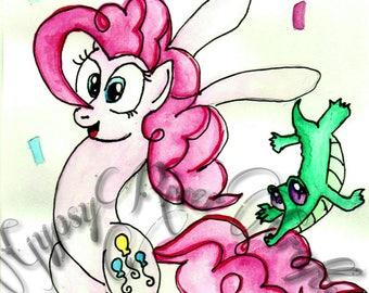 Pinkie Pie Fan Art