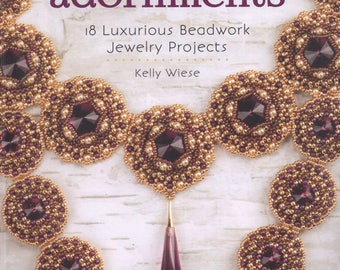 Exotic Adornments: 18 Luxurious Beadwork Jewelry Projects - eBook - Instant download - PDF file