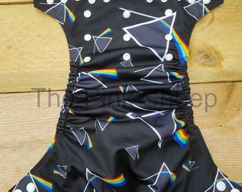 Pink Floyd OS Cloth Diaper
