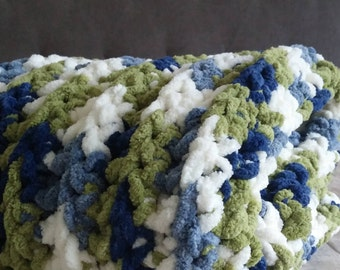 Seattle Teams Oceanside Snuggle Blanket // 24 x 24 inches // Travel Stroller Car Seat Blanket // New Baby Gift