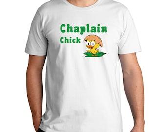 Chaplain Chick T-Shirt