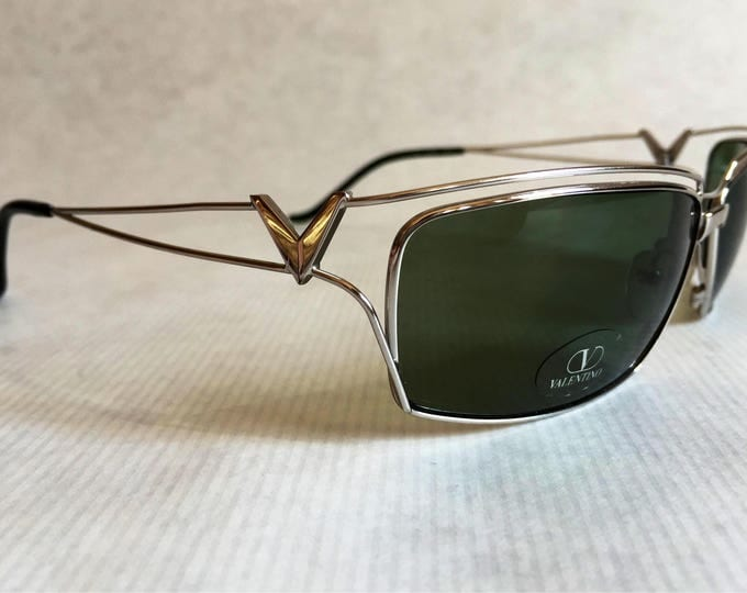 Valentino 8LB/D5 Vintage Sunglasses - New Old Stock