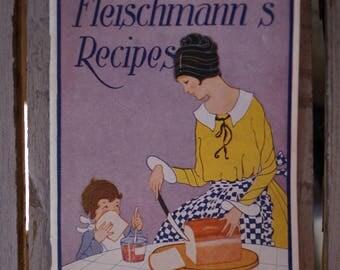 Fleischmann's Recipes - 1917