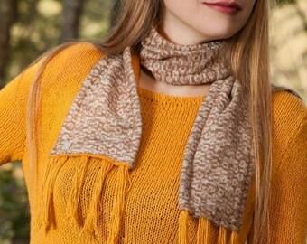 Tan cotton sweater