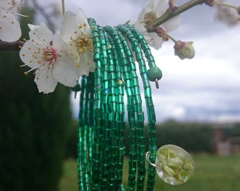 MY GREEN Cuff Bracelet gift