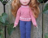Tree Change Dolls® Doll #564 OOAK, repainted, restyled, second-hand doll, by artist Sonia Singh