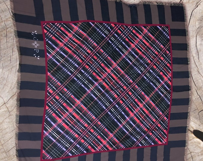 Featured listing image: Tartan NOCTURNAL from FARAWAY LANDS collection